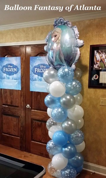 Children S Parties Balloon Fantasy Of Atlanta