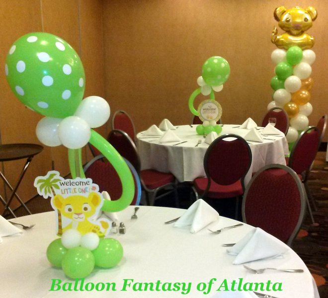 baby showers christenings communions balloon fantasy of atlanta