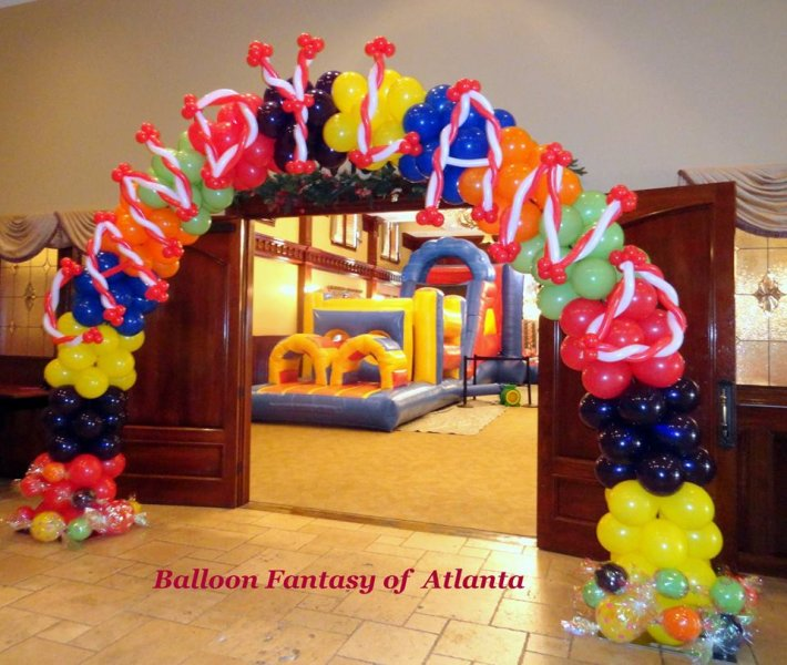 Arches | Balloon Fantasy of Atlanta