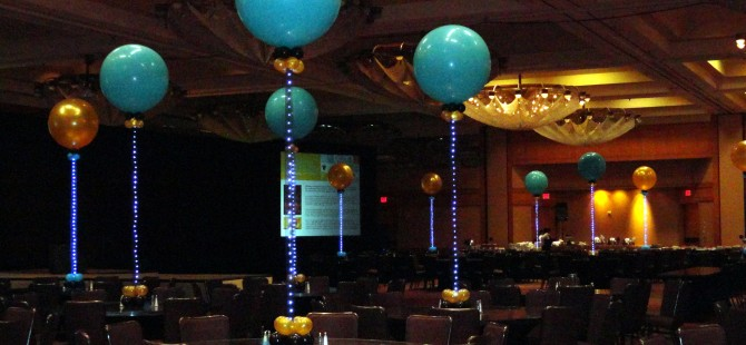 balloon fantasy of atlanta balloon event decor for all occasions