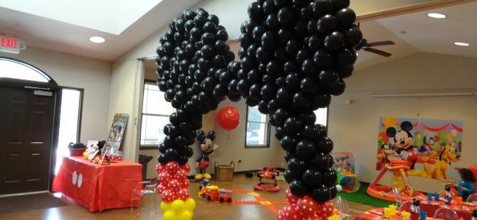 Balloon Fantasy Of Atlanta Balloon Event Decor For All