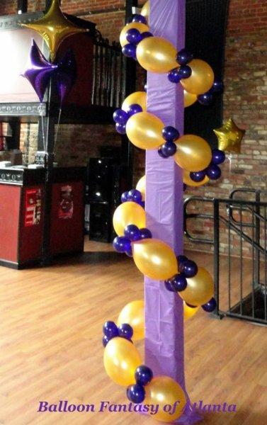 Sweet 16 S Quinceaneras Balloon Fantasy Of Atlanta